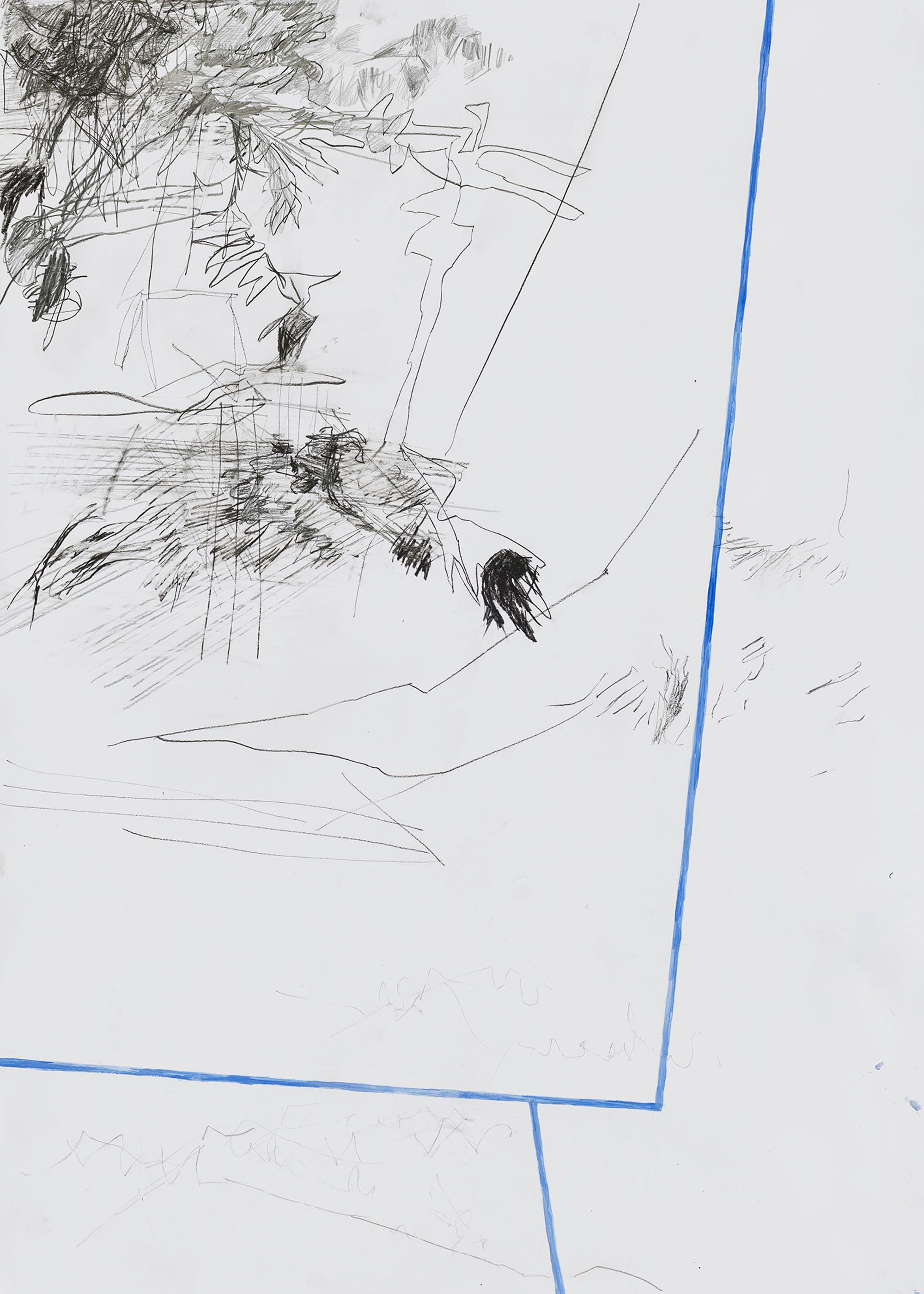 Béatrice_Nicolas_TECHNIQUE MIXTE SUR PAPIER, 84 X 59,4 CM, 2015