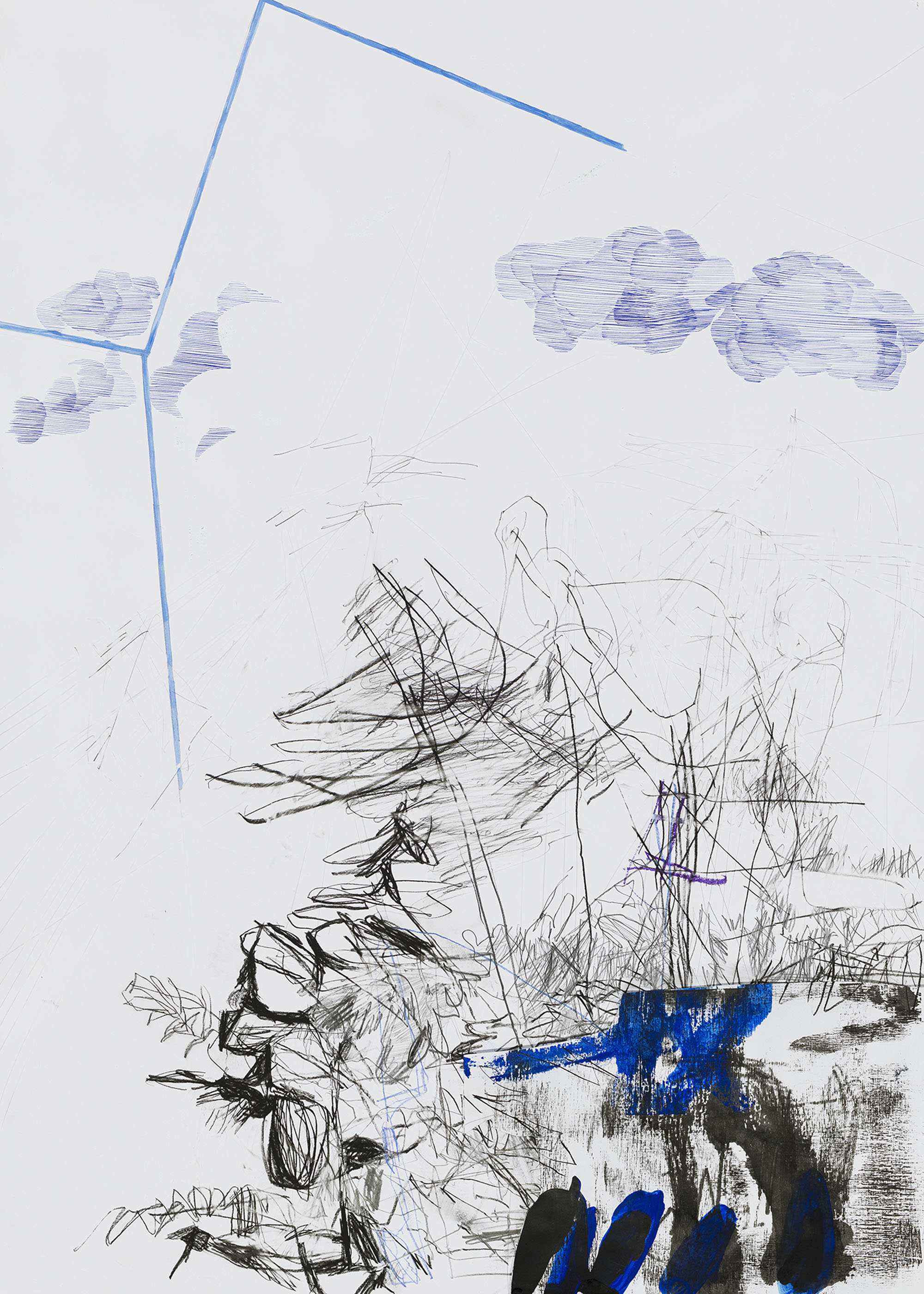 Béatrice_Nicolas_TECHNIQUE MIXTE SUR PAPIER 84 X 59,4 cm, 2015